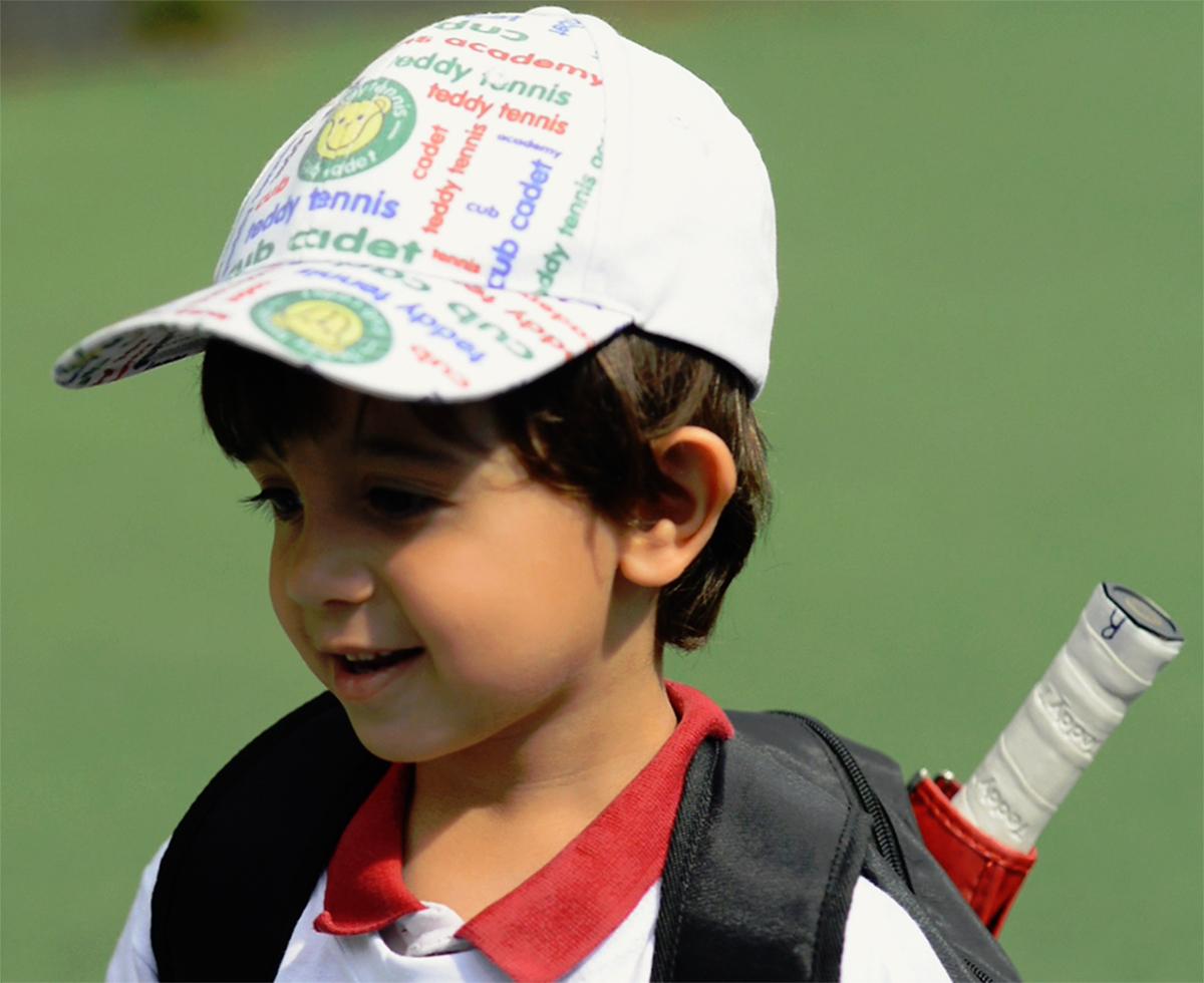Children S T Shirt Teddy Tennis United Kingdom