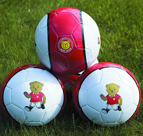 Freddy Bear Football